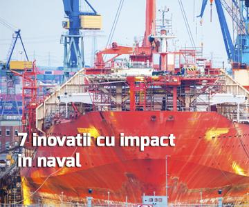 7 inovatii care pot schimba viitorul industriei navale