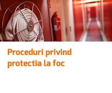 Proceduri privind protectia la foc a structurilor metalice