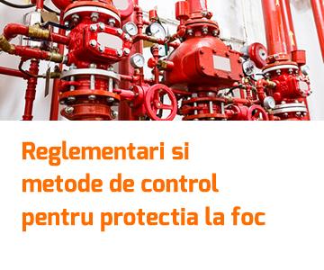 Reglementari privind protectia la foc a structurilor metalice si metode de control al rezultatelor