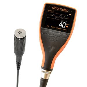 Instrument digital pentru determinarea profilului suprafetei cu Bluetooth Elcometer 224 Model T