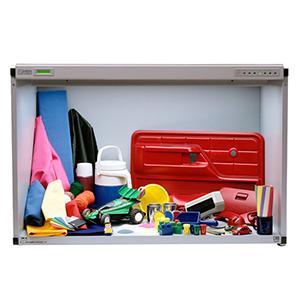 Cabinete pentru analiza culorii Elcometer 6300