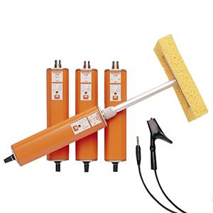 Dispozitiv detector pori Elcomter 270