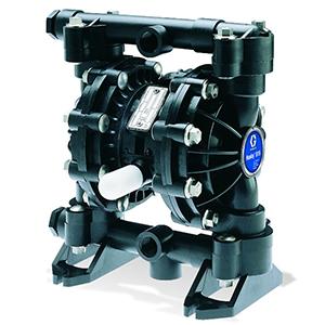 Pompe pneumatice industriale cu membrana dubla, gama Husky