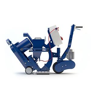 Masina pentru sablat 1-10DPS75