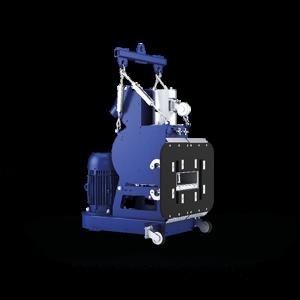 BLASTRAC EBE-200VMB – masina de sablat otel si beton