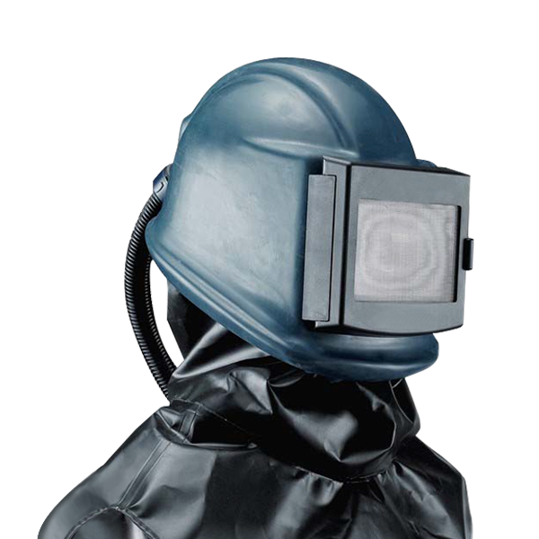 Casca de sablare Commander MK II