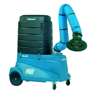 FilterCart W3 - unitate mobila de extragere/filtrare a fumului de la sudare