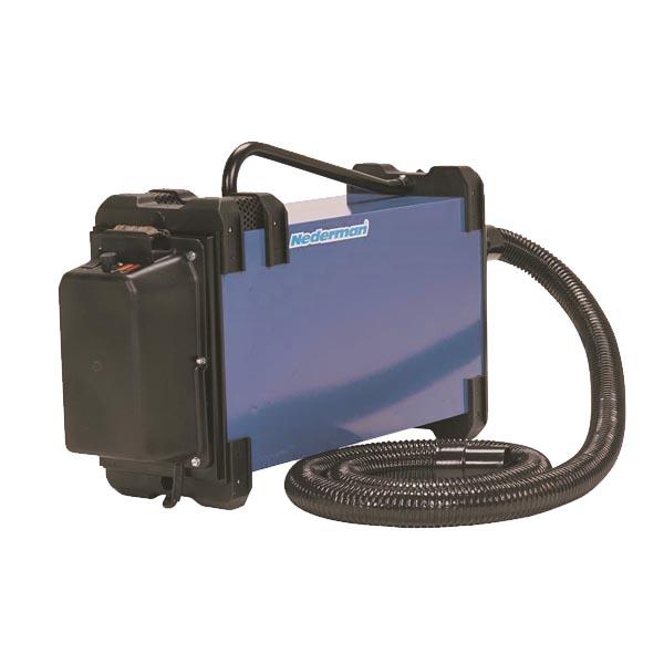 Fume Eliminator - echipament individual de captare a fumului de sudare la sursa