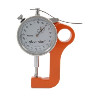 Instrument determinare rugozitate Elcometer 124