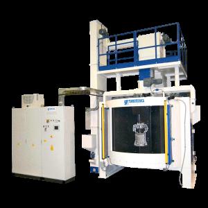 Masina de sablat TRV cu suport rotativ suspendat
