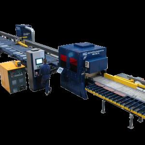 Masina de taiere profile PCL 300-600