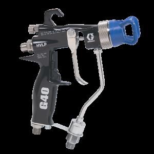 Pistol manual de vopsire airless asistat de aer AIRMIX Model G40