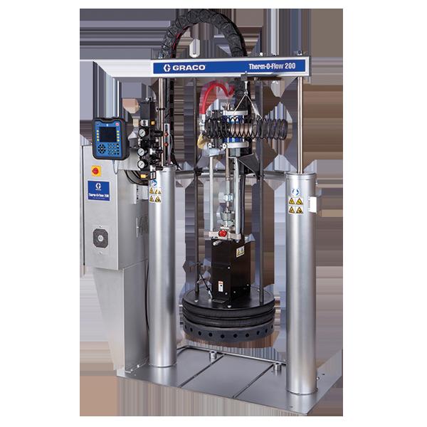 Therm-O-Flow - sisteme de alimentare pentru adeziv fierbinte