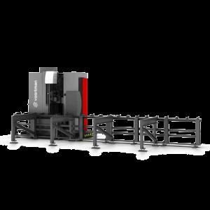 Voortman V600 - linie de gaurit profile